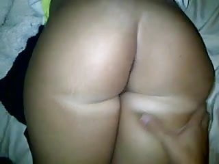 Ass Worship! Playing with Phat White 19 Year Old Ass!
