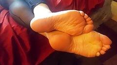 Nice mature soles