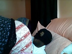 Ebony BBW Face Fart