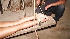 Various way of falaka torture