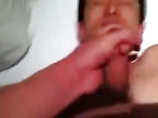 asian boy wanking & cuming on the face of his buddy (56'')