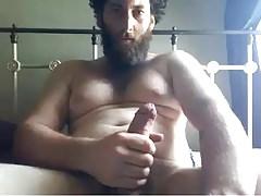 Hot Young Str8 Cub cums on cam #6