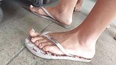 Perfect Feet In Public