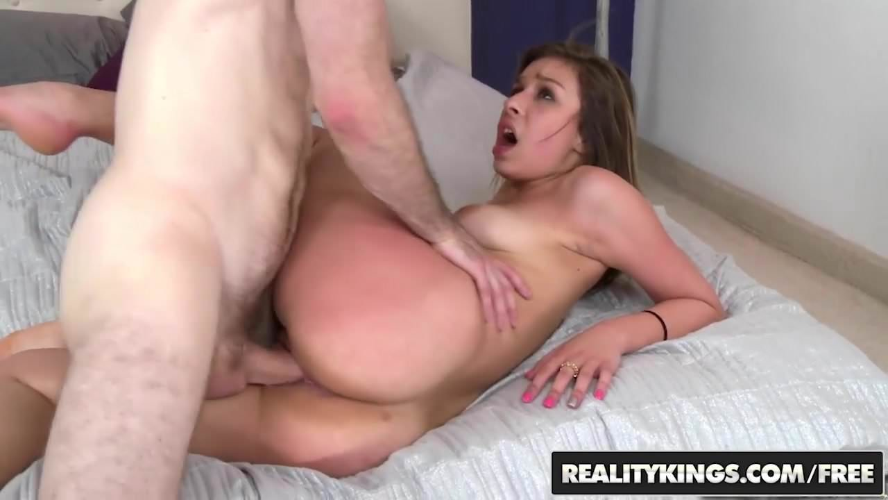 Anna trained by black pimp oral and pussy creampie