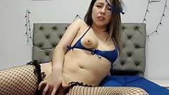 Puffy Nipple webcam 25
