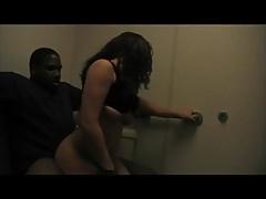 Sex In The Public Bathroom
