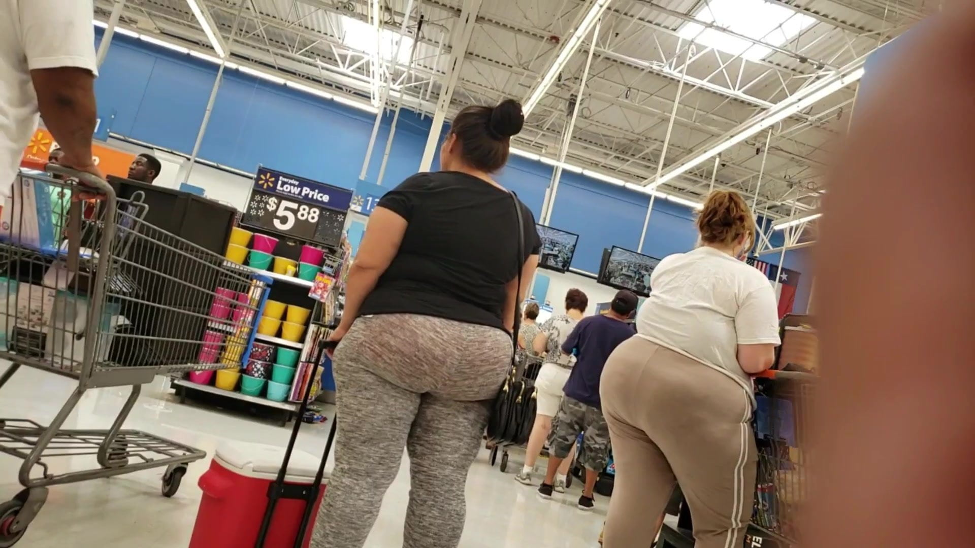 Big Booty Latina Bbc Creampie