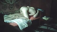 Amateur sex of a young beautiful couple. Part 5