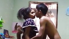 Srilankan teen couple sex