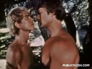Classic Homosexual Muscle Twinks