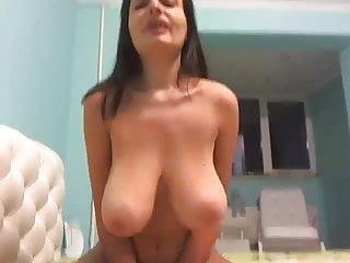 Flying Big Tits