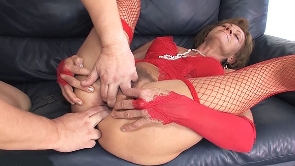 First Time Anal Fuck For 85 Years Old Granny Free Porn E4-4162