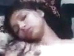 Indian teen fuck her boy friend