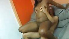 Annabelle creampie ebony