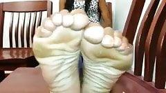 perfect ebony wrinkled soles
