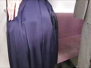 Cum On Skirt