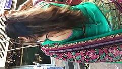 Pawg Bengali wife smiles