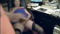 Having fun with old slut cousin. Amateur