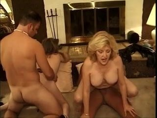 Classic hot mature cougars foursome