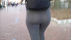 College Cheekz 5 Soft FAT PAWG CHEEKS IN TIGHTS!!!!