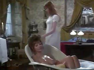 Ingrid Pitt and Madeline Smith - The Vampire Lovers