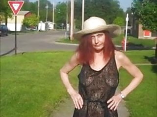 Four Public Flashing <c>Redhot Redhead Show compilation<d>