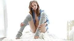 Brunette teen Angelina Ballerina