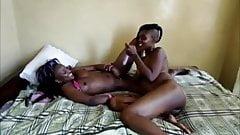Africans lesbians have sex