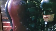 Harley Quinn butt