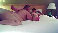 daddy fat man viktor sex wife in cam
