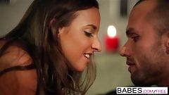 Babes - Swaying Flames  starring  Amirah Adara and Xavi Tral