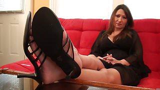 Sheena Feet JOI Prostate