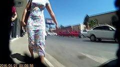 rabuda de vestido (big ass in dress) 246