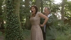 Apologise, but, gemma arterton playing with dildo the amusing