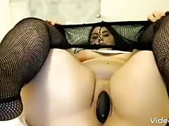 French Arab girl big ass boobs very beautiful cam