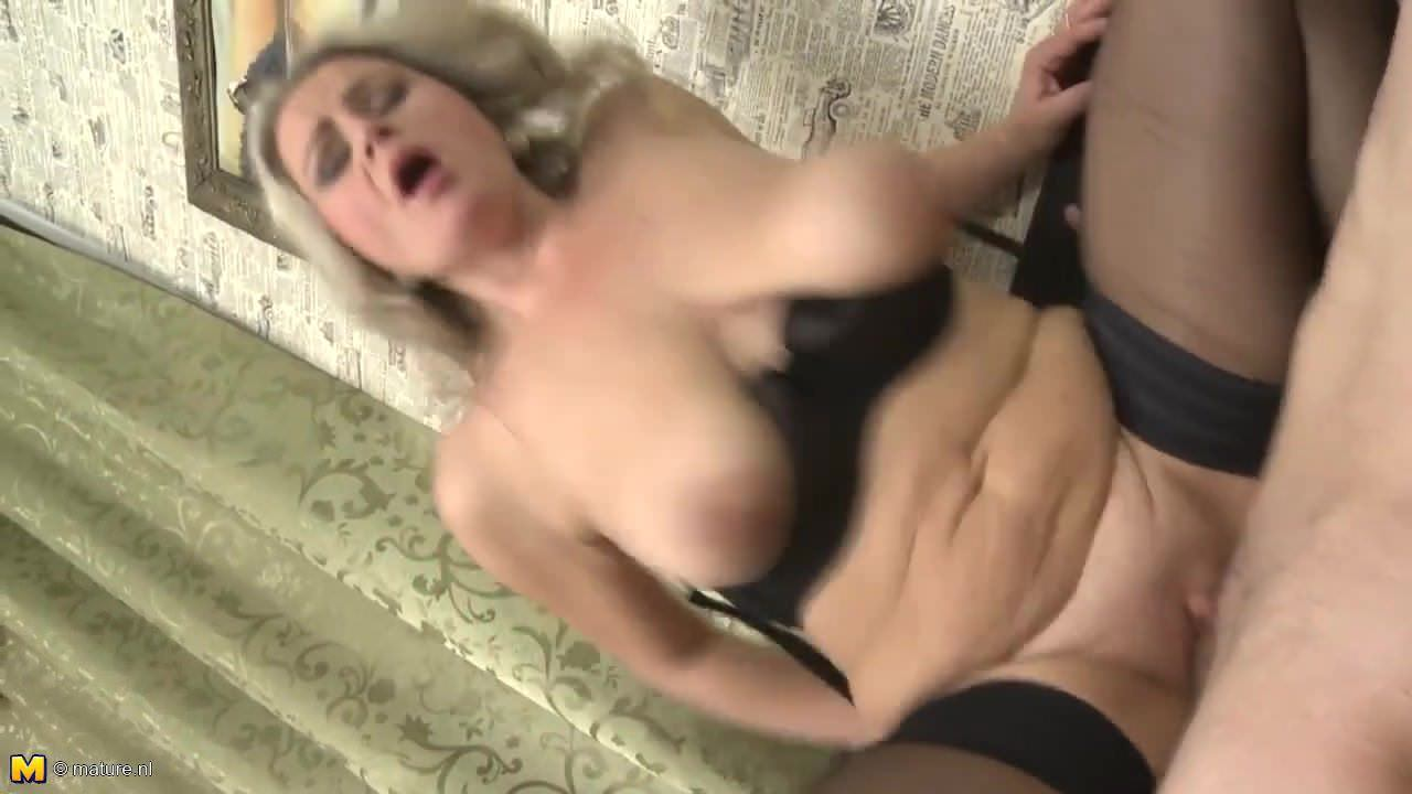 Mom big sex