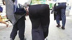 Massive Russian Pawg with Tights (Preview)