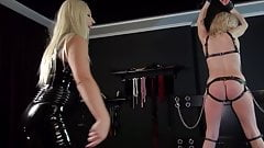 Lezdom - Mistress and slave 2