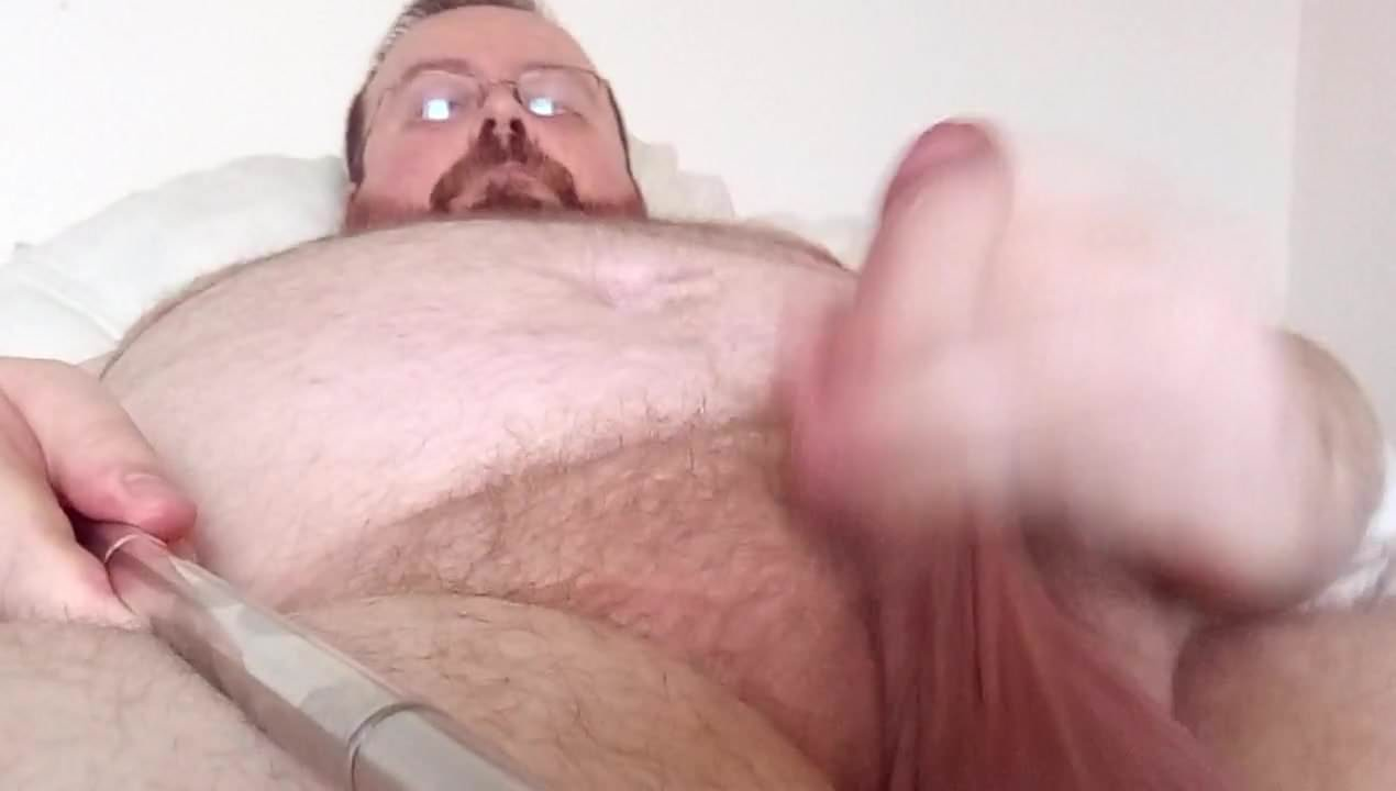 Mature bears cum #6