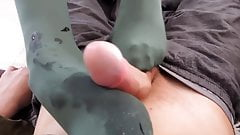 XVIDEOS Pantyhose Hand Job free. I will teach you to cum for me on command JOI. 4 minJerk-Off Encouragement - k Handjob: cum on stockings.