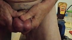 Crushing and hanging my cock and balls