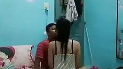 cheat wife fuck with boyfriend