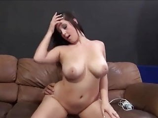 Big Natural Tits Bouncing Up and Down #1