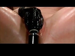 BDSM Latex Blonde Intense Orgasms (Zdonk)