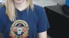 Cute Blonde Webcam 1