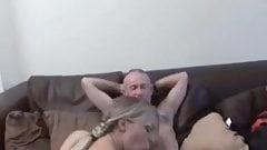 British slut Suzie Best gets fucked by an old bloke