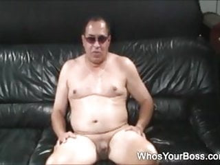 Torture busty - Older man getting tortured by a busty femdom