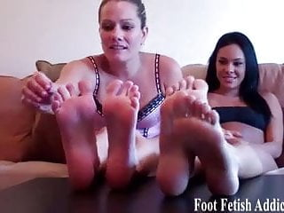 I bet you want to suck on our 18yo toes