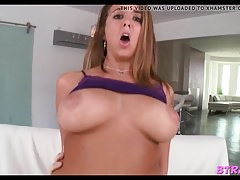 Wet Pussy and Natural Titties