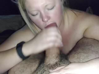 Girlfriend Blowing Her Boyfriend 22